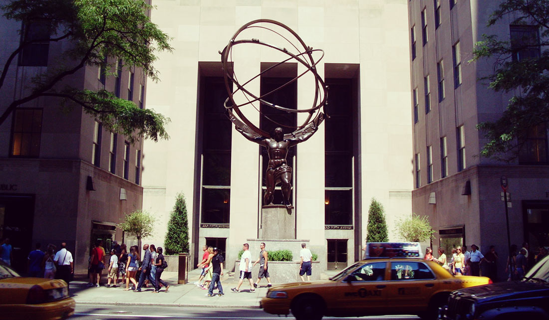 Atlas Rockefeller Center
