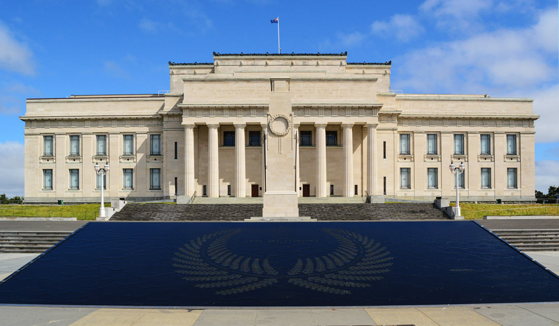 Museo de Auckland o Auckland War Memorial Museum