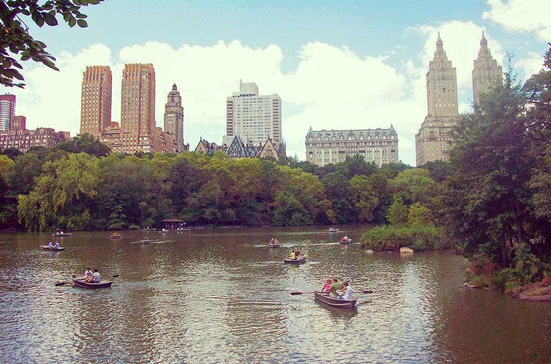 Vista del Central Park