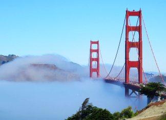 Vista del Golden Gate Bridge