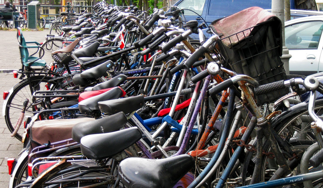 Amsterdam - Bicicletas
