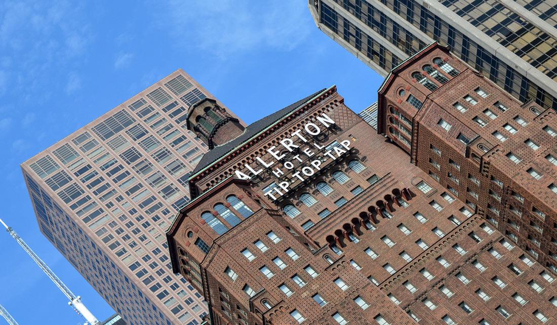 Allerton Hotel Chicago