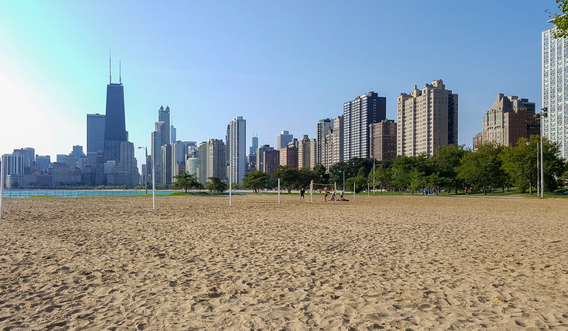 Playa de Chicago