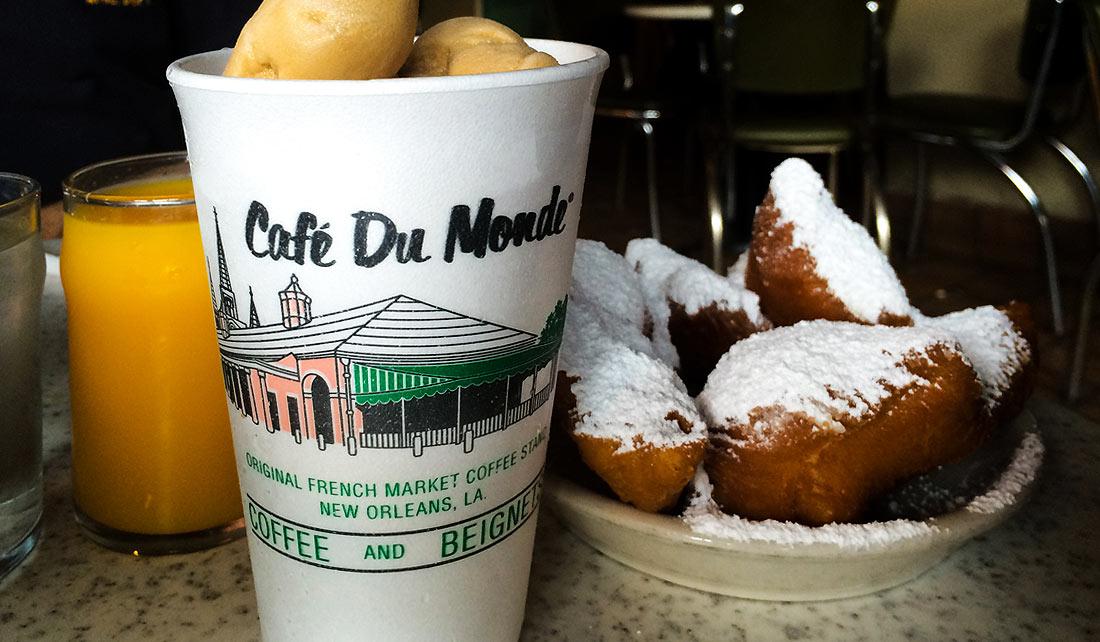 Beignets del Café du Monde