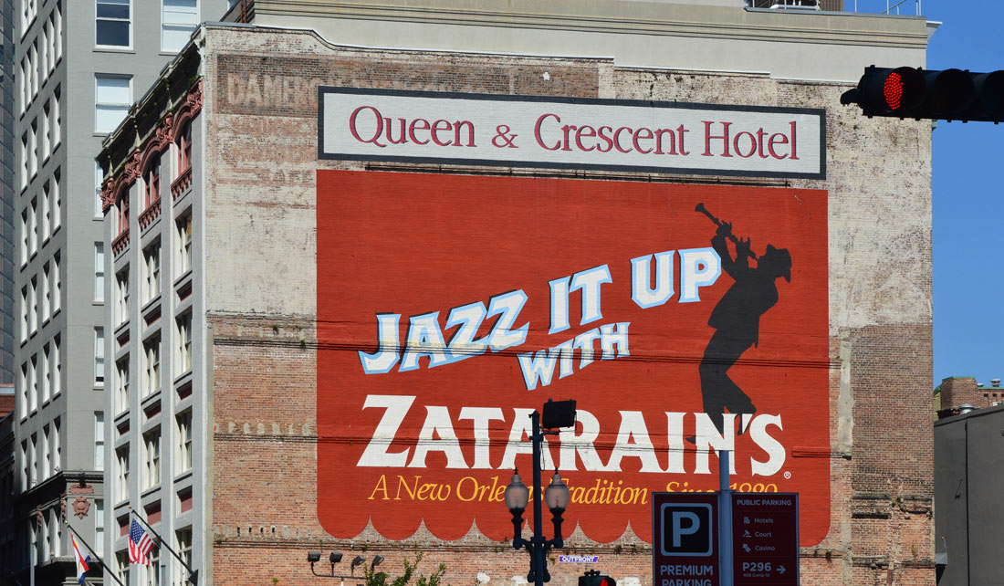 Jazz en Nueva Orleans