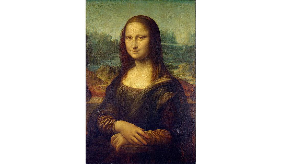 """""""La Gioconda"""" de Leonardo da Vinci - Museo Louvre"""