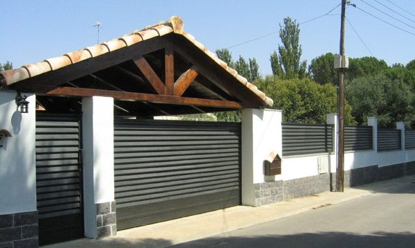puertas campos - correderas