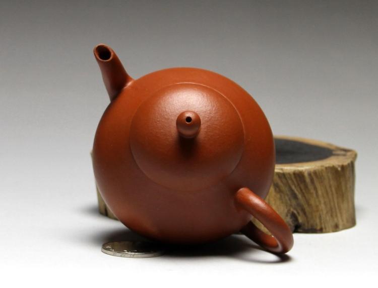 MT23 ปั้นชา Yixing Teapot ปั้นมือ 4