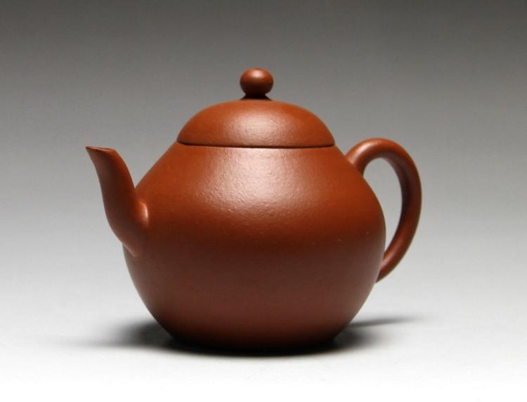 MT23 ปั้นชา Yixing Teapot ปั้นมือ 7