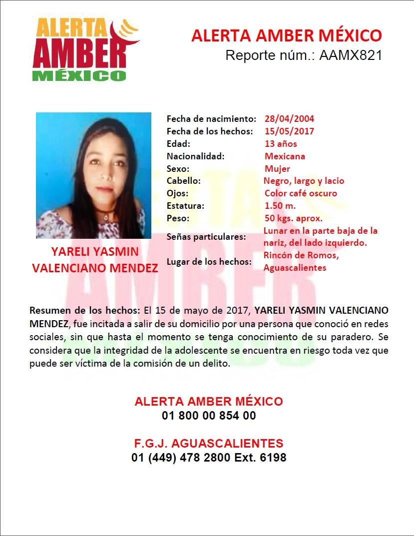 API Manzanillo Alerta Amber