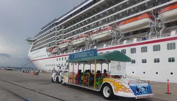 Resultado de imagen de terminal portuaria mazatlan