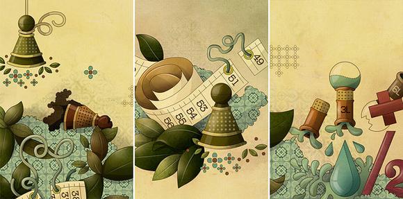 Resultado de imagen de leandro lima ilustraciones
