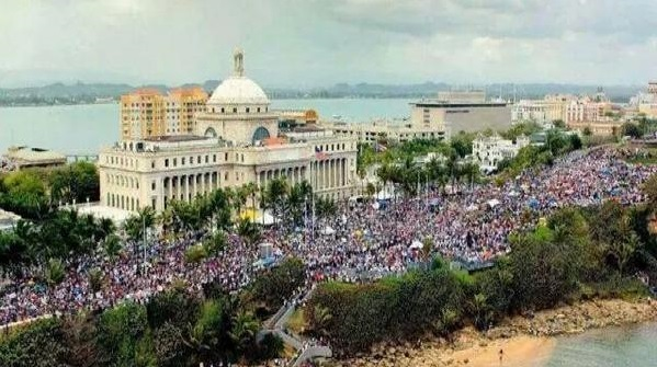 Puerto Rico: A U.S. Territory - Puerto Rico Report