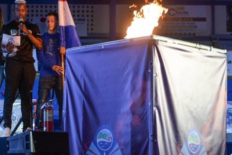 A escena la 6ta Edición de los Juegos de Puerto Rico