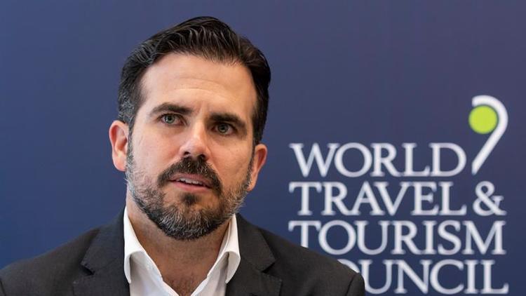 Gobernador de Puerto Rico viaja a Nueva York para participar en conferencia hotelera