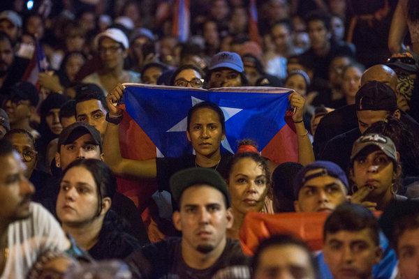 Quince días de furia: cómo se derrumbó el gobierno de Puerto Rico