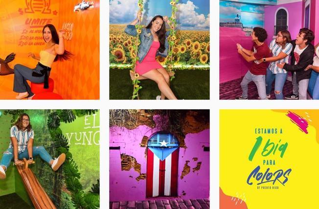 Museo explota colores, cultura y naturaleza de Puerto Rico