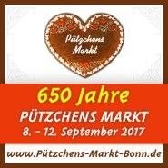 650 Jahre Pützchens Markt in Bonn