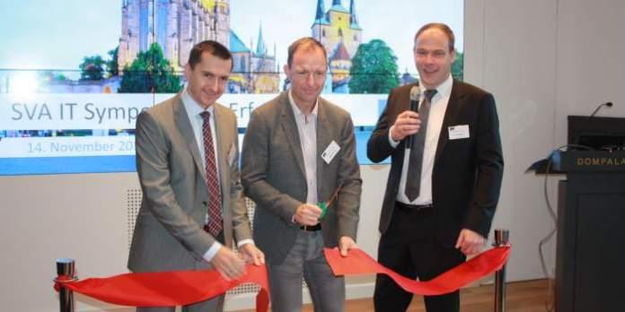 SVA Geschäftsstelle Ost eröffnet feierlich Niederlassung in Erfurt