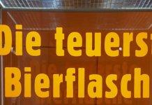 Biereigen, Bierlöcher und Biergenuss: Öffentliche Stadtführung mit dem Erfurter Bierrufer am 2. Dezember