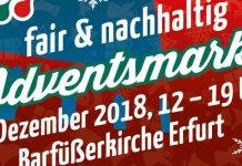 Das Gemeinsame in den Mittelpunkt stellen: Der 4. Faire Adventsmarkt lädt am Samstag in die Barfüßerruine ein