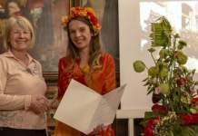 Erfurter Blumenschmuck-Wettbewerbspreis ging an den Verein Schönes Vieselbach e. V.