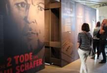 Öffentliche Führung durch die Ausstellung über Paul Schäfer im Erinnerungsort Topf & Söhne