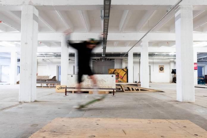 Eine Skatehalle für Erfurt: Rollrunde e.V. erfüllt sich langen Traum