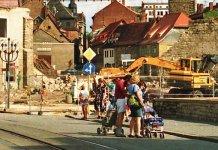 Erfurt im Umbruch – Bilder aus den 90er Jahren