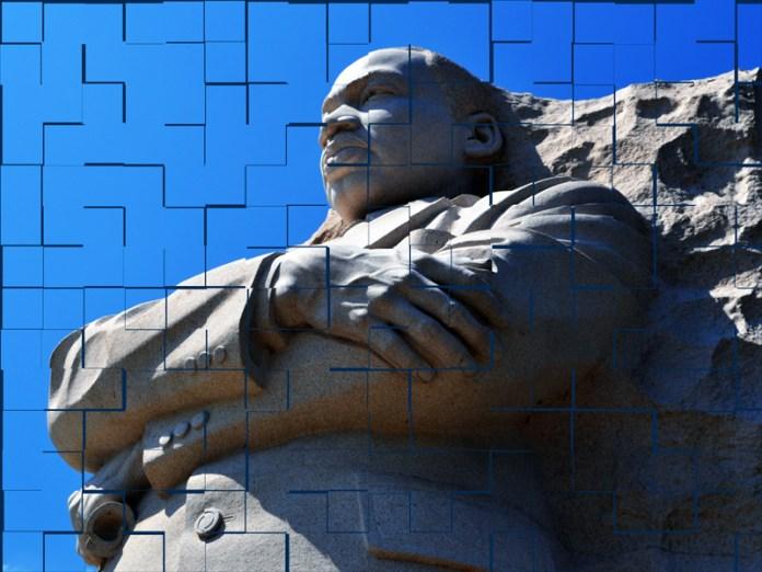 Martin Luther King Denkmal
