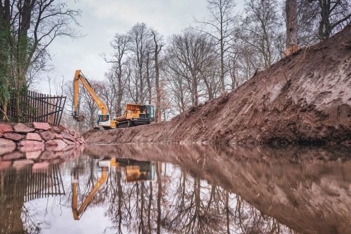 Renaturierung des Mühlgrabens
