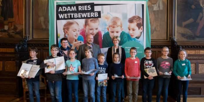Auszeichnungen beim Adam-Ries-Wettbewerb 2019