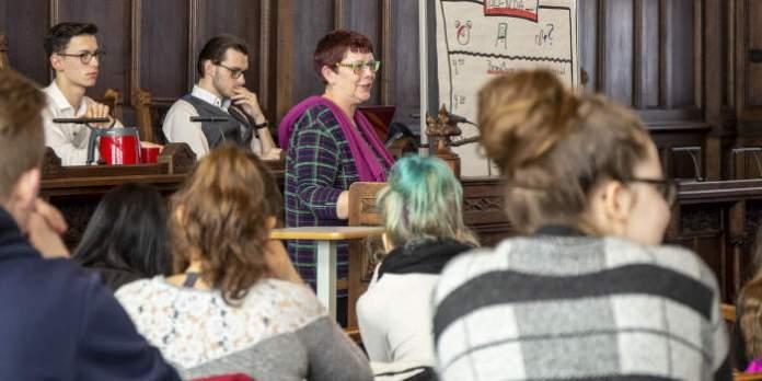 Weiterbildung für Schülersprecher hatte Premiere