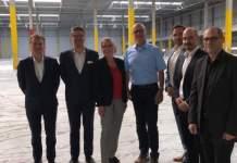 Baustellenfest der GIEAG Immobilien AG in Erfurt-Stotternheim