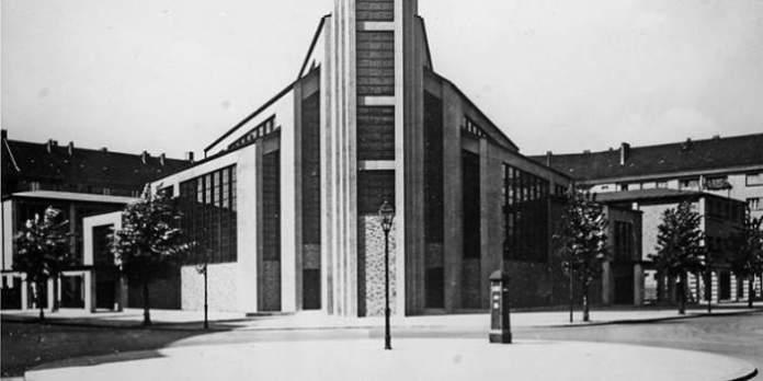 """Otto Bartning und die Bauhochschule: Vortrag im Angermuseum über das """"andere Bauhaus"""""""