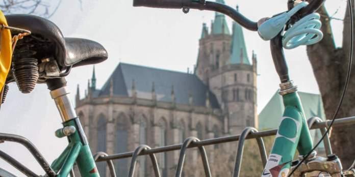 Stadtradeln – Jeder kann für Erfurt Kilometer sammeln