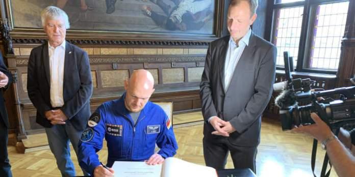Astro_Alex zu Gast in Erfurt