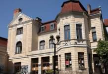 In guter Erinnerung – das ehemalige Erfurter Schauspielhaus