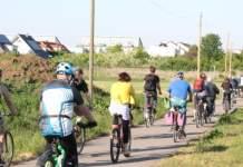 Über 1000 Radfahrer machten mit beim Stadtradeln 2019