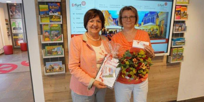 100.000 Erfurt-Gutschein ausgegeben