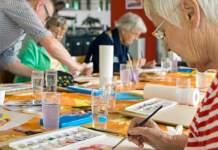 Atelier für Senioren