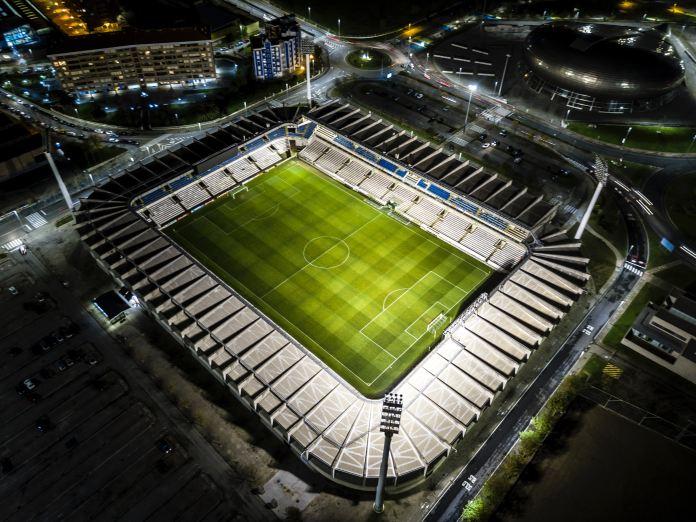 stadion leipzig