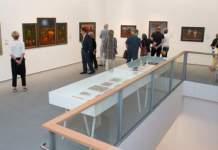 Ausstellungsrundgang in der Kunsthalle Erfurt