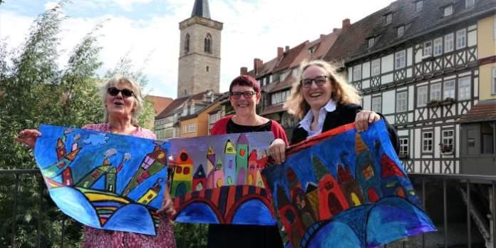 Erfurter Kinder beteiligen sich an chinesischer Ausstellung