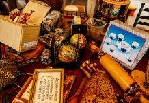 Schätze aus zweiter Hand – Besuch auf dem Stöbermarkt