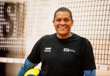 """""""Volleyball ist mein Leben"""" – Gil Ferrer Cutiño ist der neue Trainer von Schwarz-Weiß Erfurt"""