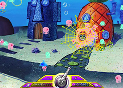 Play SpongeBob SquarePants Games Free Online Spongebob Seize Jellyfish
