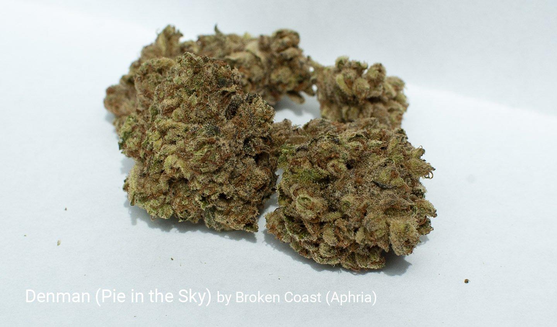 19.3% THC Denman aka Pie in the Sky by Broken Coast