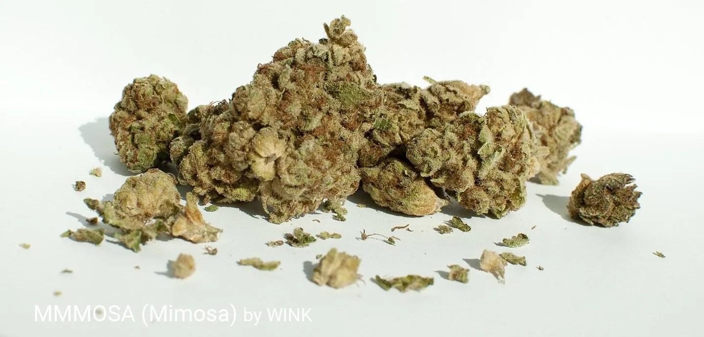 21.38% THC MMMOSA by WINK