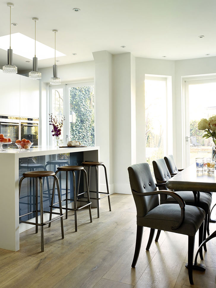 English Townhouse With Vintage Touches PUFIK Beautiful